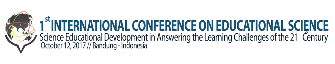 1st INTERNATIONAL CONFERENCE ON EDUCATIONAL  SCIENCE
